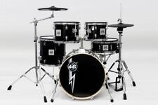 E-Drum PadSet ddt Standard Serie blau Kessel Satz Roland TD 10 12 20 30 50