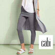 Cabi M'Leggings Grey XL 5318 2018 Skirt Mleggings Leggings Stretchy Pants