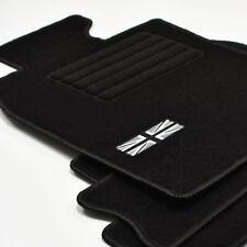Velours Edition Fußmatten für BMW Mini R50 + R53 ab Bj.06/2001 - 10/2006