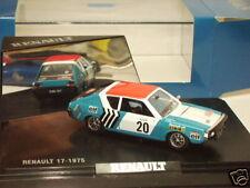 NOREV - RENAULT 17 #20 MONTE CARLO 1975