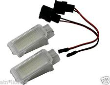 2x LED SMD Modulo Illuminazione porte per AUDI VW illuminazione entry-level can-bus a564