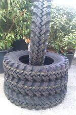 6.00 x 16     600 x 16  DEESTONE EXTRA TRACTION  MT TUBE TYPE MUD  tyres x 4