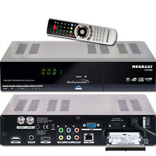 Megasat HD 935 Twin HDTV Satellite Receiver Live Stream 500GB Hard Drive