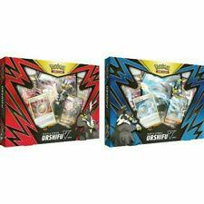 Pokemon urshifu V sets de caja-conjunto de ambos! single/Rapid Strike-a Estrenar!