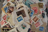 1kg~GB Used Charity Kiloware Stamps, Good Variety~on paper UK Seller