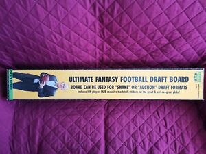 Matthew Berry's Fantasy Life Ultimate Fantasy Football Draft Board w Stickers