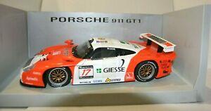 MODELO PORSCHE 911 GT1 Marlboro #17. Escala  1:18,  E. Collard / M. Baldi