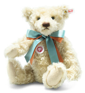 Steiff British Collectors Teddy Bear 2021 - limited edition bear - 690945 - BNIB