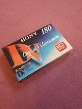 Sony DV180MEM2 - Digital Video DV Kassette Cassette - 180 Minuten NEU in OVP