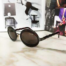 YVES SAINT LAURENT dark brown 6058 Y357 135 sunglasses