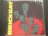 BRICKBAT   -   SAME   ,   CD   1993  ,     ROCK  , HARDCORE  ,  PUNK ,  RARE