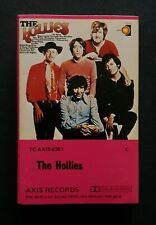 THE HOLLIES - 'Self Titled' 1978 Cassette Tape Album