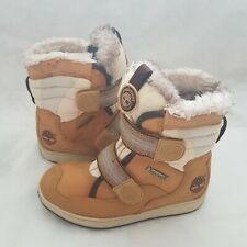 Timberland Thermolite Rugged Outdoor Boots Winter Kids Unisex UK 2/34 US 2.5