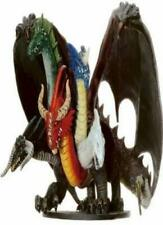 D+D miniatures 1x x1 Aspect of Tiamat War of the Dragon Queen HUGE NM with Card