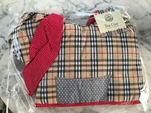 LAST ONE CLEARANCE PRICE Scottie Dog Shaped Tea Cosy by Craft Crazy new