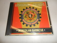 CD   Leningrad Cowboys  – Mongolian Barbecue