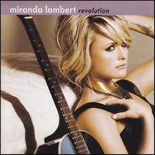 MIRANDA LAMBERT - REVOLUTION CD ~ COUNTRY *NEW*