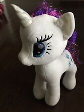 "My Little Pony MLP Rarity Large 17"" TY Plush Toy"