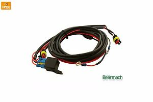 Land Rover Range Rover Classic Two Lamp Harness Kit ST-T-R Part# BA7209