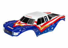 Traxxas 3676 Body, Bigfoot Red, White, & Blue, Officially Licensed replica