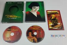 DVD Le Fabuleux Destin D'Amélie Poulain - Edition Collector
