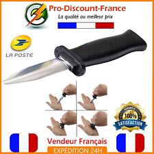 Faux Couteau Lame 6cm Rétracte Blague Humour Gag Halloween Anniversaire Fête