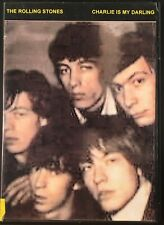 The Rolling Stones: Charlie is My Darling Anonymous Film Archive #38 DVD-R rare!