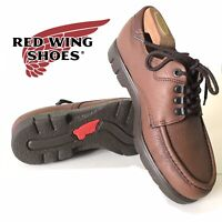 Red Wing Shoes Men's Classic Oxford Conductive Safety Shoes size 8D