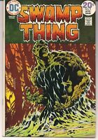 Swamp Thing 9 - Very Fine - White Pages