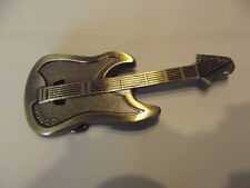 New Belt Buckle Electric Guitar