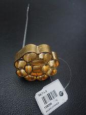 Rosette Cookies Patty Shell Banh  Achu Murukku Vintage Brass Mold  5 cm