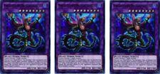 3 x Predaplant Dragostapelia  DUPO-EN069 Ultra Rare  YuGiOh Cards
