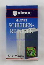 unizoo Imán 65x75mm Limpiador De Disco Magnético Algas Imán
