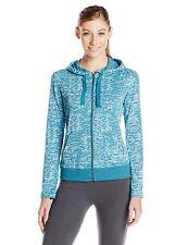 Soybu Women's Isla Full Zip Hooded Sweatshirt Lightweight Dragonfly Hoody Medium