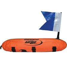 Mirage Rayzor Inflatable Torpedo Scuba Dive Float and Flag - Diver Down