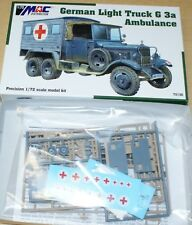 Mercedes G3a Ambulance in 1/72 von MAC