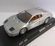 Coche deportivo de automodelismo y aeromodelismo Ferrari escala 1:43