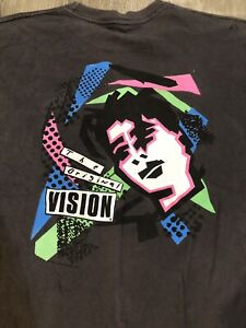 Vision Shirt Size XL 90's Mark Gonzales Powell Peralta Thrasher Santa Cruz Hawk