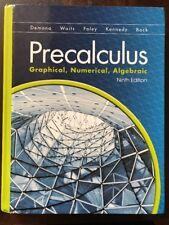 PRECALCULUS:GRAPHICAL,NUMERICA
