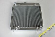 Fit MERCEDES BENZ W123 200D - 280C 1976-1985 Aluminum alloy radiator 40MM 2ROWS