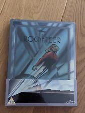 The Rocketeer Disney Steelbook Blu-ray Film New
