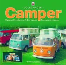 Volkswagen Camper: 40 years of freedom: an A-Z of popular Camper conversions, Co