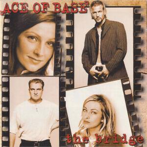 MINT CD Ace Of Base – The Bridge 1995 Beautiful life Never Gonna Say I'm Sorry