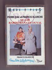 k7 audio pierre dac et francis blanche - canulars telephoniques -