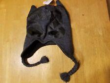 Batman Mask Acrylic Beanie Toboggon Hat - One Size Youth