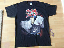 Morbid Angel Shirt Large Death Metal L