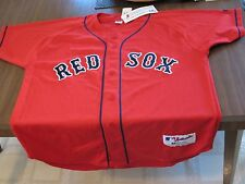 Authentic Boston Red Sox Special Home Red Jersey Russell Athletic Size 40 or 44