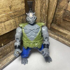 Playmates Teenage Mutant Ninja Turtles TMNT Kung Fu Rocksteady