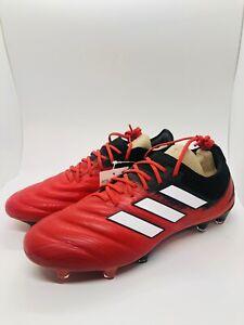 Adidas Copa 20.1 FG Red & Black