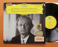 SLPM 138 944 Kempff Beethoven Piano Sonata 10 & 29 Hammerklavier EXCELLENT LP